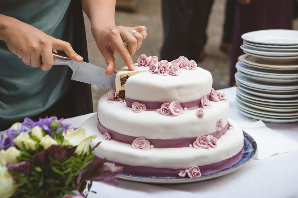 Hochzeitstorte Hochzeitsfotografie
