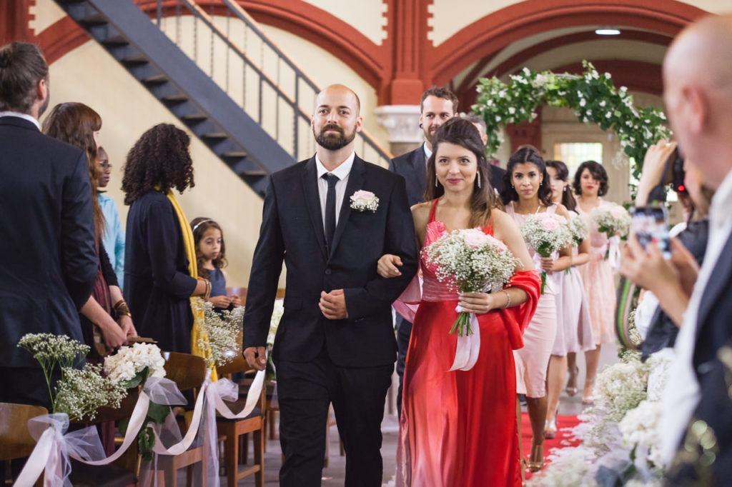 Berlin Hochzeitsfotografie Kirchliche Trauung