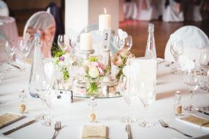 Tischdekoration Hochzeit Berlin Spreespeicher