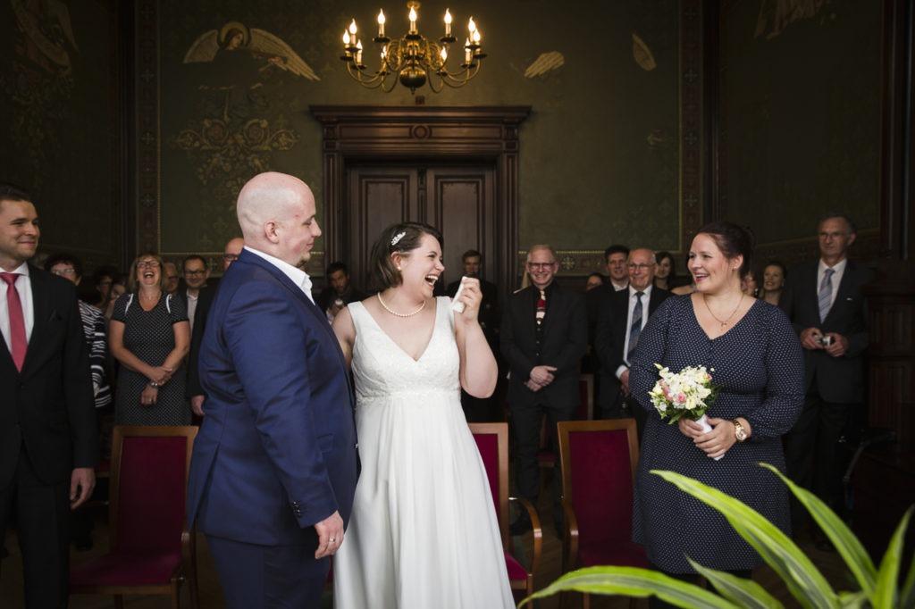 Berlin Hochzeitsfotografie Standesamt