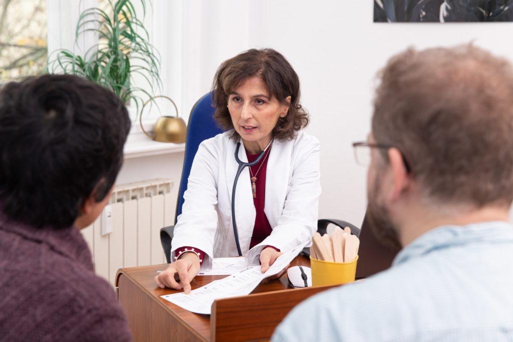 Imagefotos für Arztpraxis