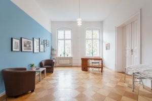 Interieur Foto Arztpraxis Berlin Moabit