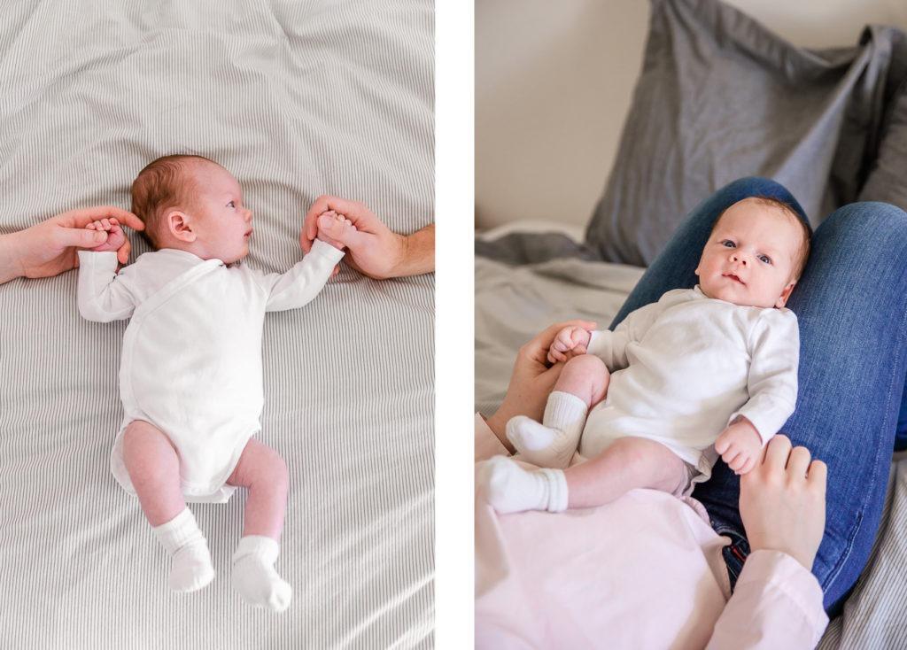 Natürliche Neugeborenefotos in Berlin