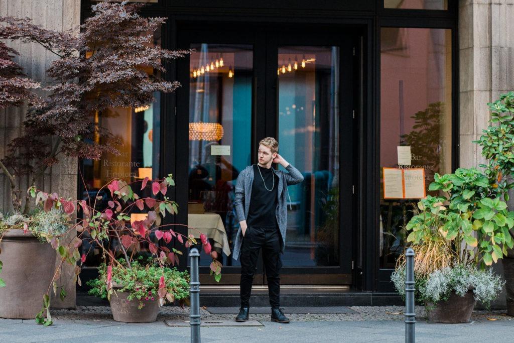 Lifestyle-Fotografie in Friedrichsstrasse