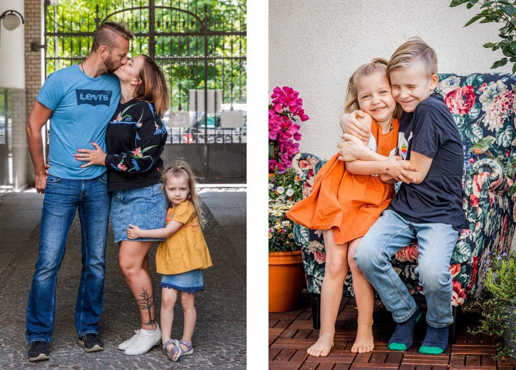 Authentische Familienfotografie in Berlin