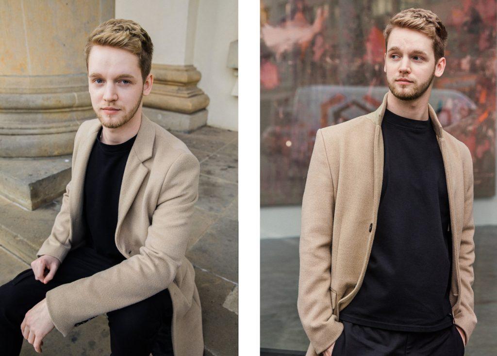 Porträtfoto in Berlin