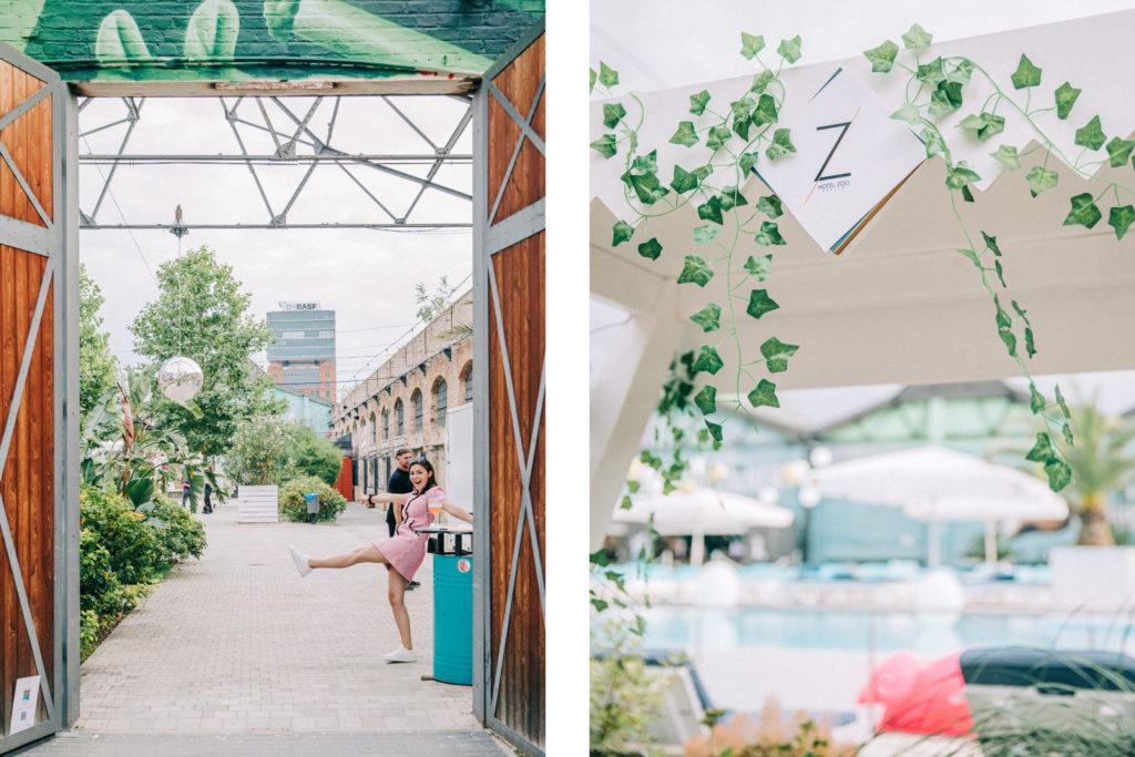 Veranstaltungsfotografie Sommerparty